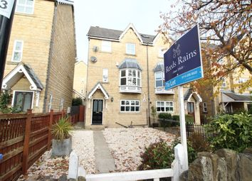 Thumbnail 4 bed semi-detached house to rent in Endcliffe Vale Road, Sheffield