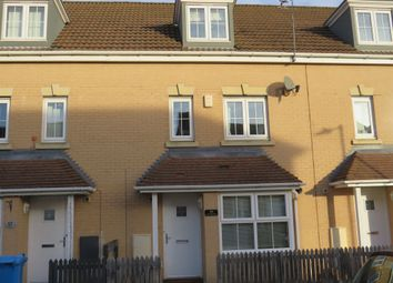 Thumbnail 4 bed terraced house for sale in Woodheys Park, Kingswood, Hull
