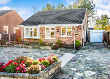Thumbnail 2 bed detached bungalow for sale in Harlaxton Drive, Lincoln