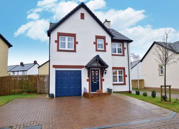 Thumbnail 4 bedroom detached house for sale in Rae Drive, Biggar