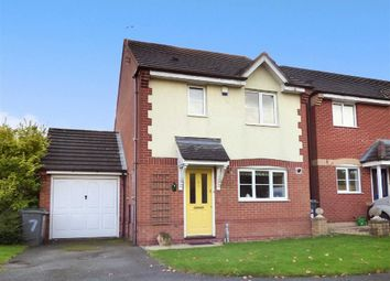 Thumbnail 3 bedroom detached house for sale in Ayreshire Grove, Lightwood, Stoke-On-Trent