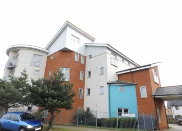 Thumbnail 2 bed flat for sale in Fen Bight Circle, Ipswich, Suffolk