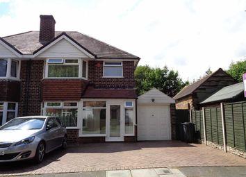 Thumbnail 4 bed semi-detached house for sale in Beaufort Avenue, Hodge Hill, Birmingham