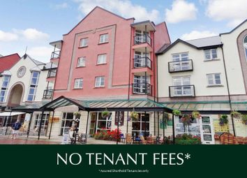 Thumbnail 2 bed flat to rent in Waterside, St. Thomas, Exeter