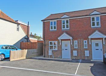 Thumbnail 2 bed end terrace house for sale in Upper Horsebridge, Hailsham