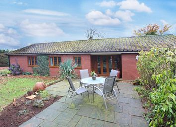 Thumbnail 4 bed detached bungalow for sale in Kings Newnham Road, Church Lawford, Rugby