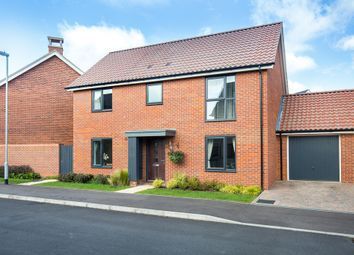 Thumbnail 4 bed detached house for sale in Sunderland Close, Upper Cambourne, Cambourne, Cambridge
