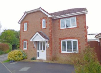 Thumbnail 3 bed detached house to rent in Larkfield Park, Chepstow