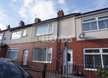 Thumbnail 2 bed terraced house to rent in Cowdell Street, Orford, Warrington
