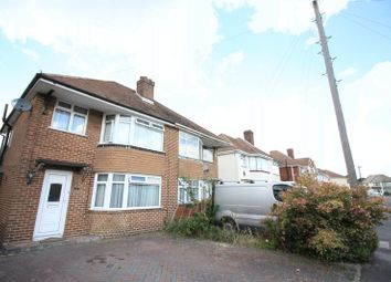Thumbnail 3 bed semi-detached house to rent in Luton Road, Southampton