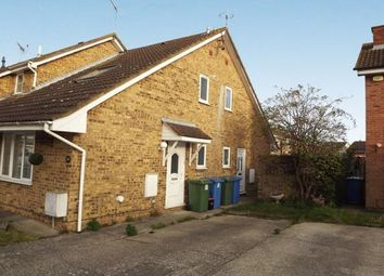 Thumbnail 1 bed end terrace house for sale in Volante Drive, Sittingbourne, Kent