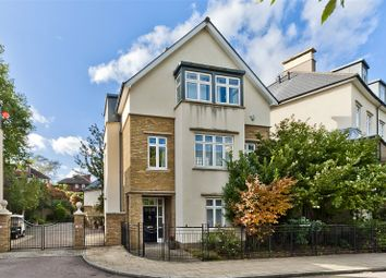 Thumbnail 5 bed detached house for sale in Melliss Avenue, Kew, Surrey