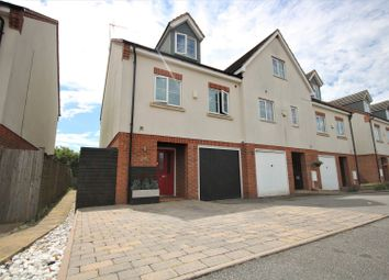 Thumbnail 4 bed end terrace house for sale in Mistyrose Close, Coventry