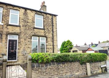 Thumbnail 3 bedroom end terrace house for sale in Ryefield Road, Golcar, Huddersfield