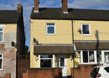 Thumbnail 2 bedroom end terrace house for sale in High Street, Halmer End, Stoke-On-Trent