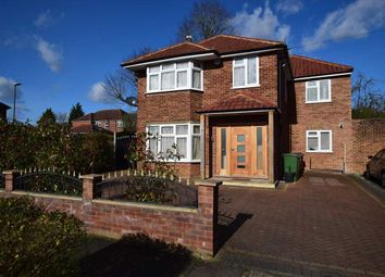 Thumbnail 5 bed detached house for sale in Cedar Drive, Pinner