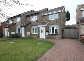 Thumbnail 2 bed end terrace house for sale in Chelford Close, Wallsend, Tyne And Wear