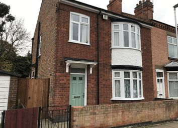 Thumbnail 3 bed semi-detached house to rent in Central Avenue, Leicestershire
