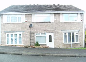 Thumbnail 2 bed terraced house to rent in Almond Rise, Forest Town, Notts