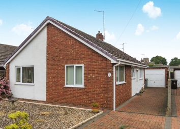 Thumbnail 2 bed detached bungalow for sale in Meadway, Market Deeping, Peterborough