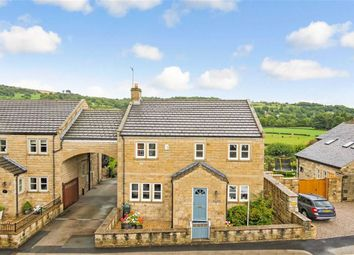 Thumbnail 4 bed link-detached house for sale in Dacre Banks, Harrogate, North Yorkshire