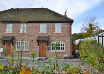 Thumbnail 2 bedroom end terrace house for sale in The Old School, School Lane, Fittleworth, Pulborough