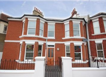 Thumbnail 4 bed end terrace house to rent in Balfour Road, Brighton, East Sussex