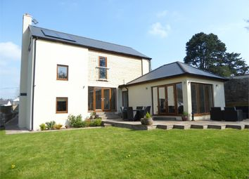 Thumbnail 4 bed detached house for sale in High View House, Woodcroft, Chepstow