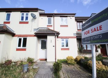 Thumbnail 2 bed terraced house for sale in Goldsmith Gardens, Crownhill, Plymouth