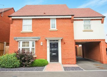 Thumbnail 4 bed detached house for sale in The Squirrels, Whitchurch