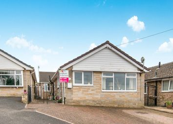 Thumbnail 3 bed detached bungalow for sale in Fernlea Close, Heckmondwike
