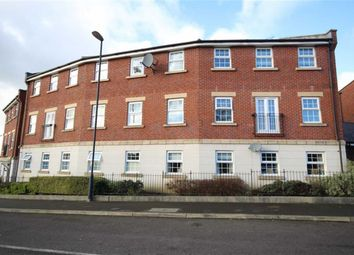 Thumbnail 2 bedroom flat for sale in Dovedale, Redhouse, Swindon