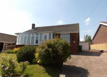 Thumbnail 3 bed bungalow for sale in Frosthole Crescent, Fareham
