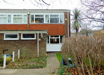 Thumbnail 3 bedroom end terrace house for sale in Woodpecker Mount, Pixton Way, Croydon