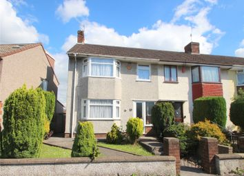 Thumbnail 3 bed end terrace house for sale in Ilchester Crescent, Bedminster Down, Bristol
