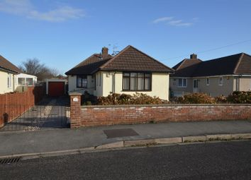 Thumbnail 2 bed detached bungalow for sale in Newbourne Road, Weston-Super-Mare