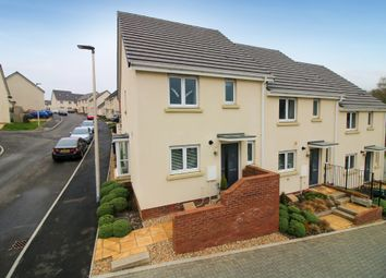 3 bed end terrace house for sale in Chariot Drive, Kingsteignton, Newton Abbot TQ12