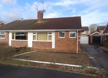 2 bed semi-detached bungalow for sale in Compass Road, Hull HU6