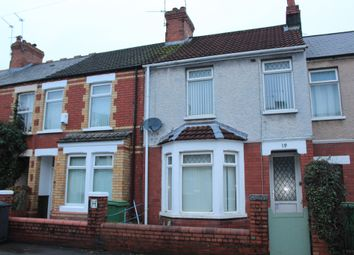 Thumbnail 3 bed terraced house for sale in Coronation Road, Birchgrove, Cardiff