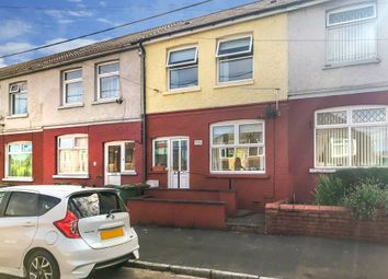 Thumbnail 3 bed terraced house to rent in Brynmynach Avenue, Ystrad Mynach, Hengoed