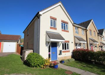Thumbnail 3 bed end terrace house for sale in Coxs Close, Haverhill