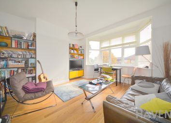 Thumbnail 2 bed flat to rent in East End Road, London