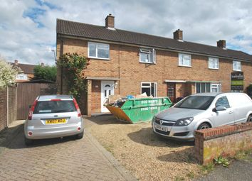 Thumbnail 3 bed semi-detached house for sale in Western Way, Letchworth Garden City