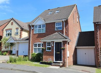 Thumbnail 4 bed detached house for sale in Hamble Springs, Bishops Waltham, Southampton