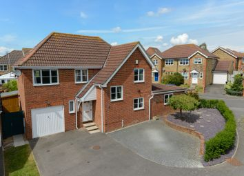 Thumbnail 4 bed detached house for sale in Rosewood Drive, Orchard Heights, Ashford