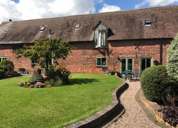 Thumbnail 2 bed barn conversion for sale in Manor Yard, Blithbury Road, Hamstall Ridware