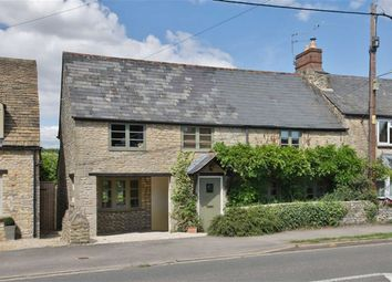 Thumbnail 3 bed cottage for sale in Main Road, Long Hanborough, Witney
