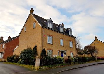 Thumbnail 5 bed detached house to rent in Amey Gardens, Totton, Southampton