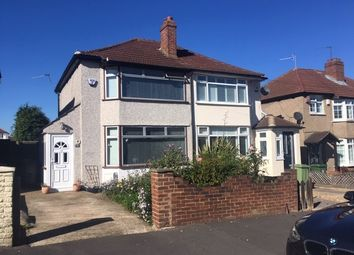 Thumbnail 2 bed semi-detached house for sale in Fairwater Avenue, Welling