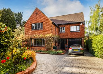 Thumbnail 4 bed detached house for sale in Godstone Road, Oxted